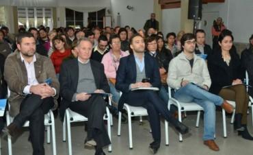 El Intendente G.Chapino participó de la 7 Jornada de la Reforma Electoral de Entre Ríos