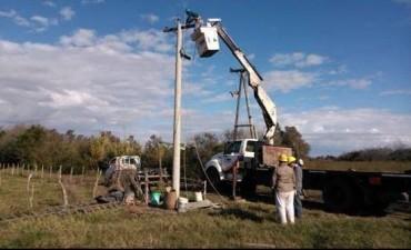 """Por tareas programadas en linea alta tensión""""Los Conquistadores"""": El servicio eléctrico podría ser interrumpido y afectará al Departamento Federal"""