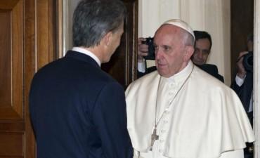 El papa Francisco recibirá en audiencia a Macri el 15 de octubre