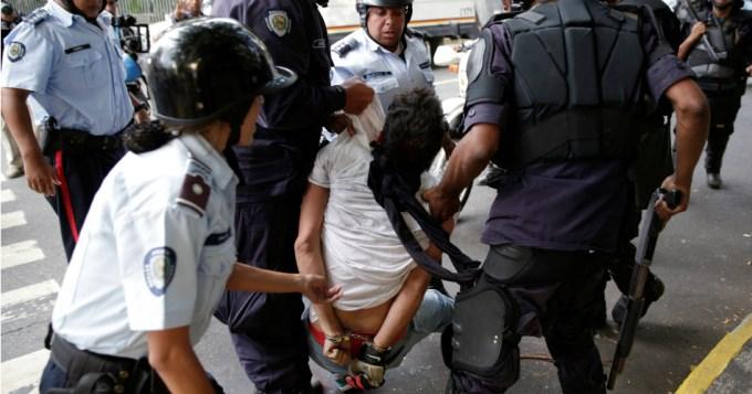 Maduro anunció el fin de la inmunidad parlamentaria