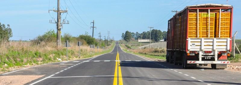 Finalizó la obra de pavimentación de la ruta 38, entre San Salvador y Ubajay