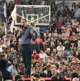 """Bordet en Villaguay pidió """"ganar las calles"""" y """"levantar las banderas que dejó Néstor"""""""