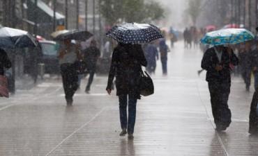 Alerta por abundantes precipitaciones: Podrían llover hasta 60 milímetros