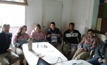 PROYECTO INTEGRAL DE TRABAJO ENTRE ALUMNOS DE LA ESCUELA AGROTÉCNICA, PROHUERTA Y EL MUNICIPIO