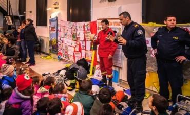Realizarán una jornada sobre educación y seguridad vial en la Vieja Usina