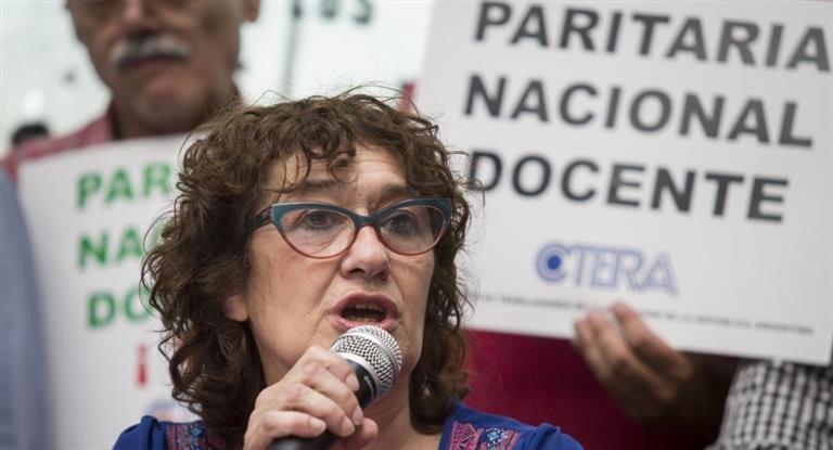 CTERA convocó a un paro nacional con movilización para el 13 de septiembre