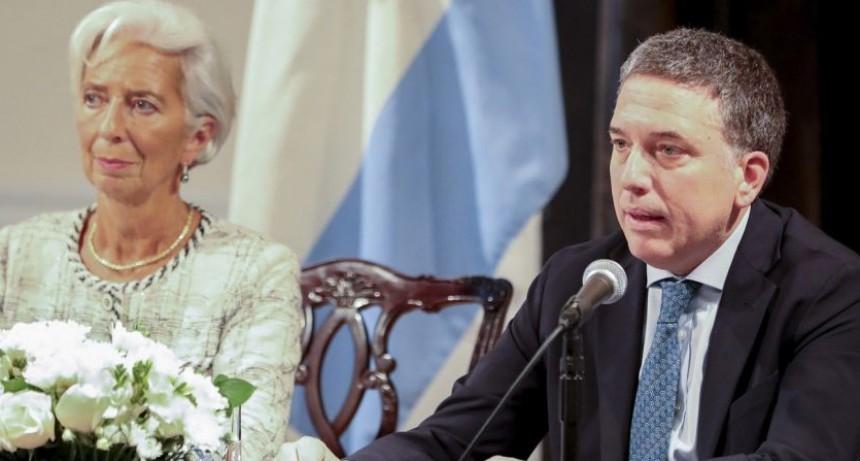 El nuevo acuerdo con el FMI es por un total de 57.100 millones de dólares