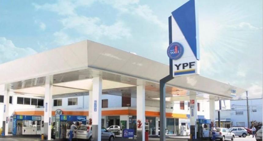 YPF subió 9,5% los precios de sus combustibles y la nafta premium ya cuesta más de $43