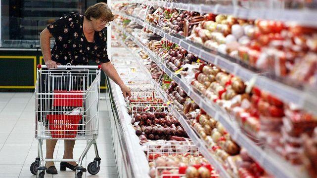 La canasta básica aumentó 3,64 % en agosto