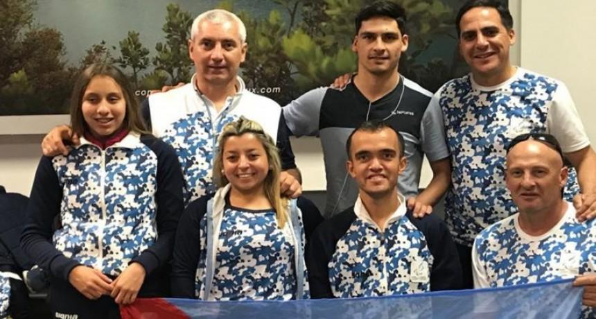 Importante cosecha de medallas de atletas entrerrianos en los Juegos Paraparamericanos