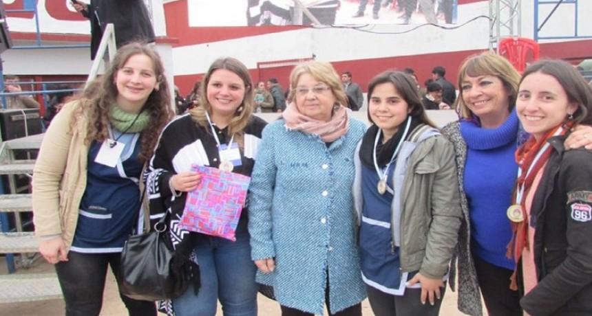 Se desarrolló la Feria Provincial de Educación en Colón