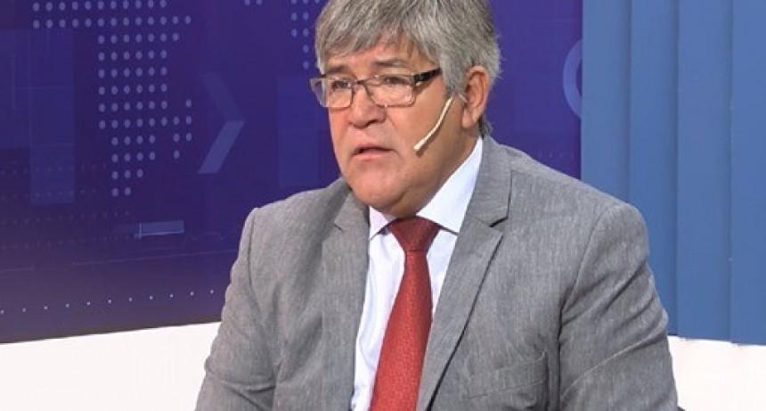 FUERTES PERO CLARAS DEFINICIONES DE FERNANDO CAÑETE -PRESIDENTE DEL IOSPER- RESPECTO A LA ACTUALIDAD DEL SISTEMA DE SALUD