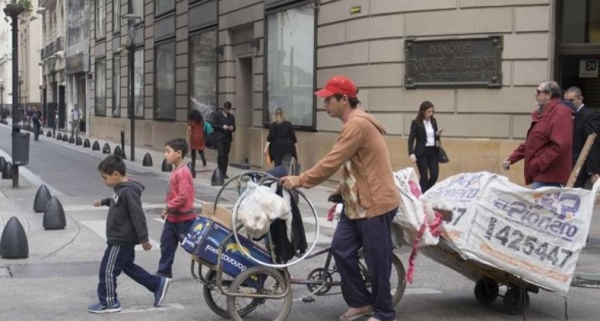 Grave: la pobreza saltó al 35,4% y ya afecta a casi 16 millones de argentinos