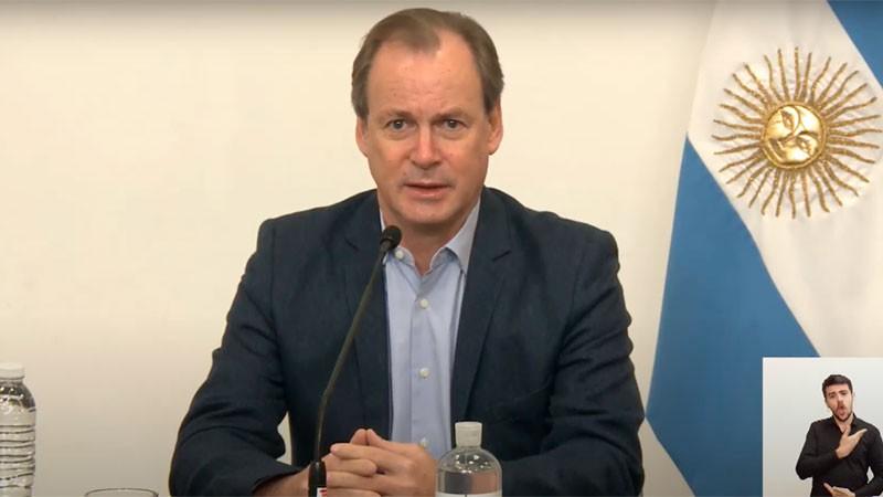 El gobernador de Entre Ríos, Gustavo Bordet, dio positivo de coronavirus