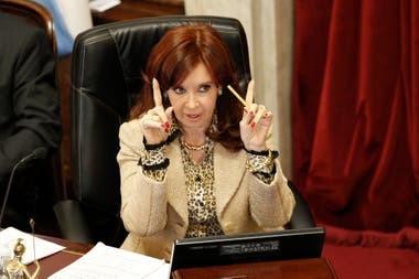 La Cámara falló a favor de Cristina Kirchner en la causa que inició contra Google