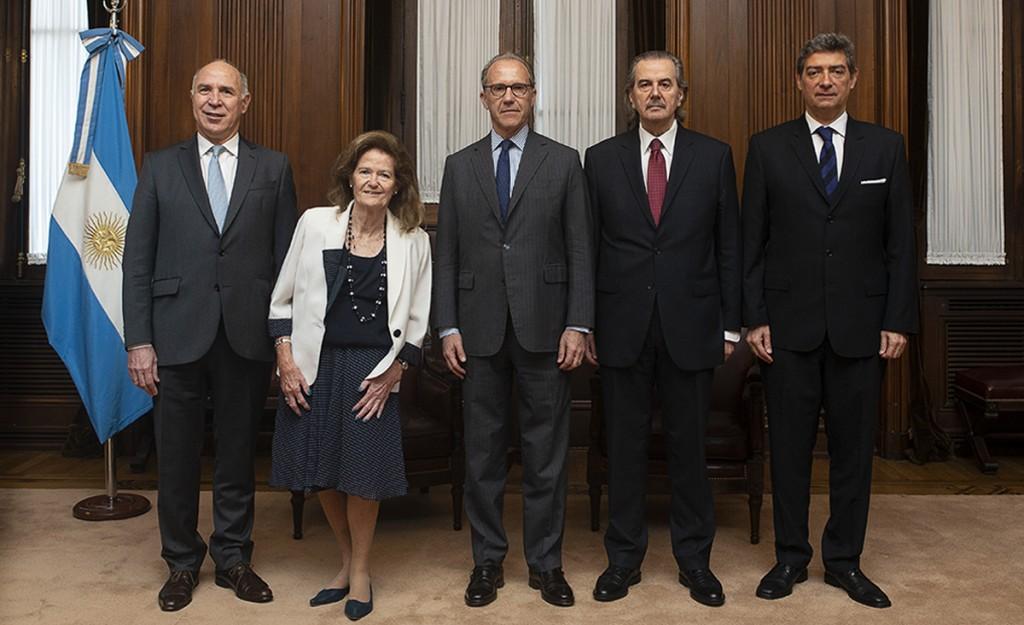 La Corte Suprema declaró admisibles los per saltum de Bertuzzi, Bruglia y Castelli