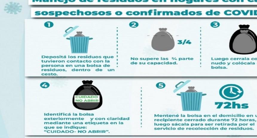 La provincia respalda un proyecto que fortalece el trabajo de municipios en gestión de residuos sólidos domiciliarios