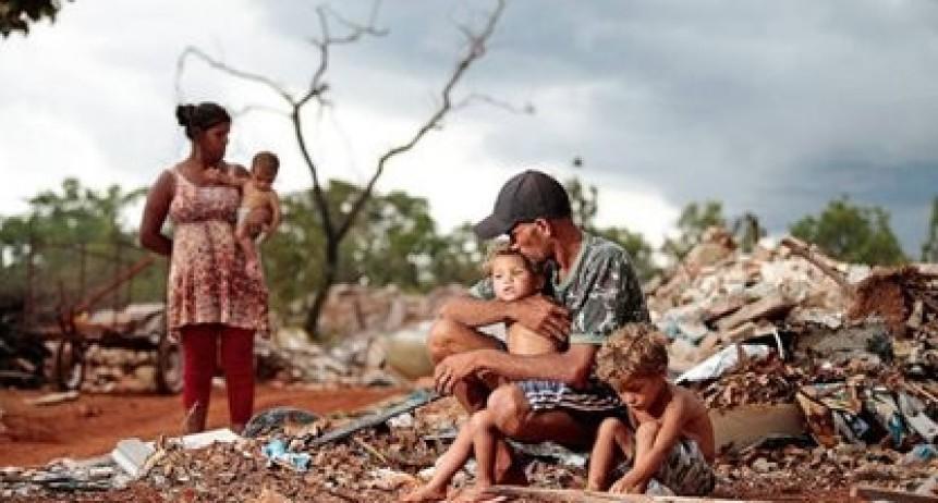 La pobreza subió más de 5 puntos y afecta al 40,9% de los argentinos