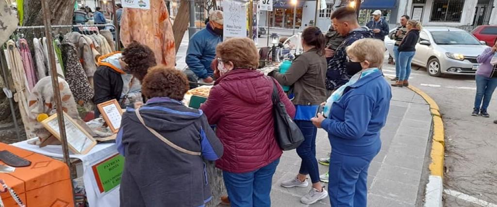 Se presentó el registro de artesanos de Entre Ríos en Nogoyá