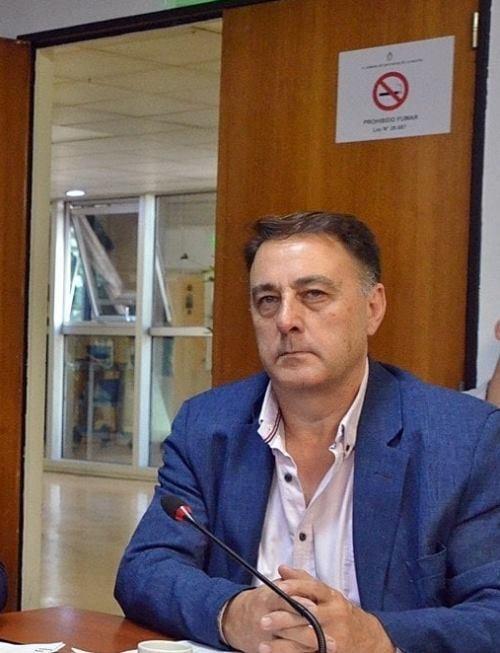 Lacoste pide informes por la obra de la ruta provincial 20
