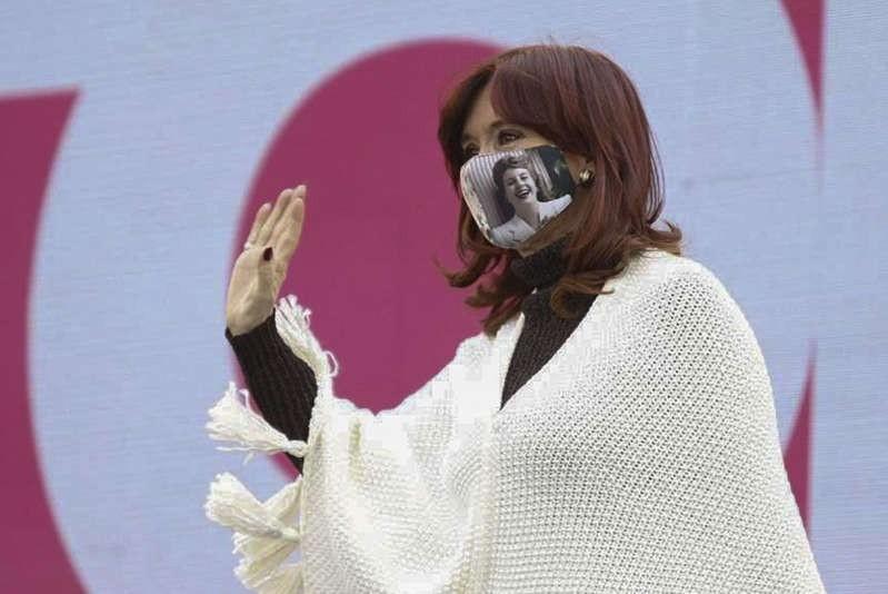 """Cristina Kirchner rompió el silencio y le pidió a Alberto Fernández """"que honre la voluntad del pueblo argentino"""""""