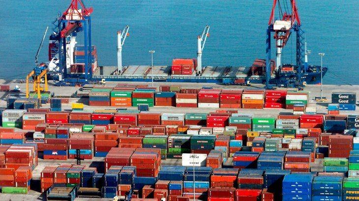 Exportaciones treparon a máximo en una década y el superávit comercial superó los u$s2.300 millones