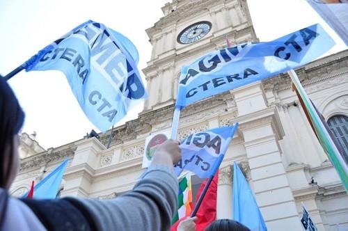 Agmer solicitó formalmente la reapertura de la discusión salarial