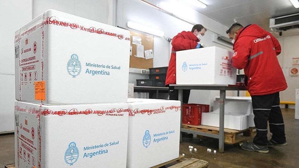 ENTRE RÍOS RECIBIRÁ 41.900 DOSIS DE SPUTNIK Y ASTRAZENECA