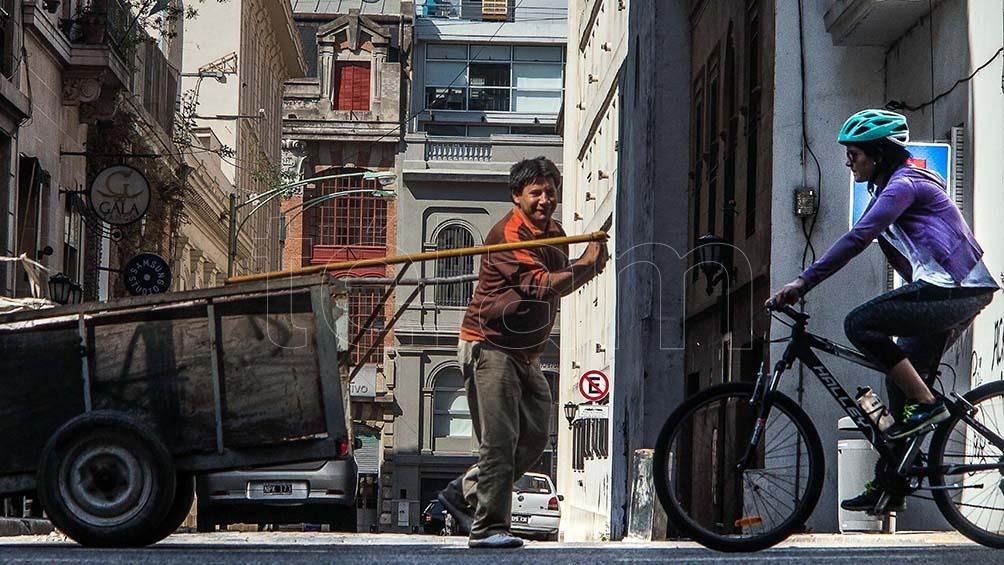 PANDEMIA  El índice de pobreza se ubicó en el 40,6% en el primer semestre del año