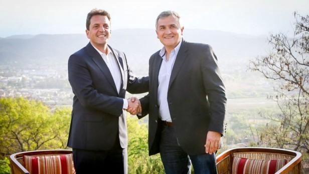 ¿Inminente ruptura en UNEN por la foto de Morales con Massa?