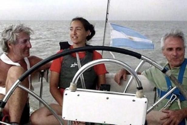 Aseguran que localizaron el velero con tripulantes argentinos perdido en Brasil
