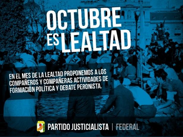 Este sábado se realiza el primer modulo de la escuela de formación política y adoctrinamiento peronista