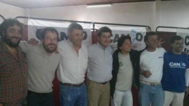 Se constituyó la mesa Provincial de canpo Entre Ríos