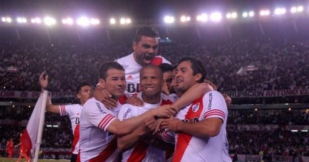 Por el orgullo nacional, River visita a Libertad en Paraguay