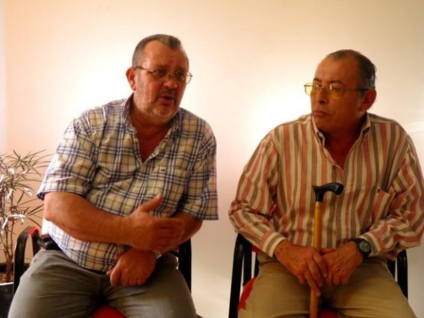 Dirigentes de ATE explicaron detalles del paro de mañana