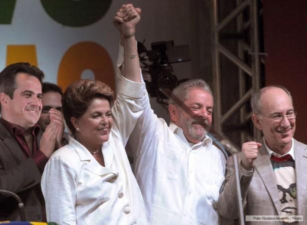 Dilma ganó el balotaje y exhortó a los brasileños a