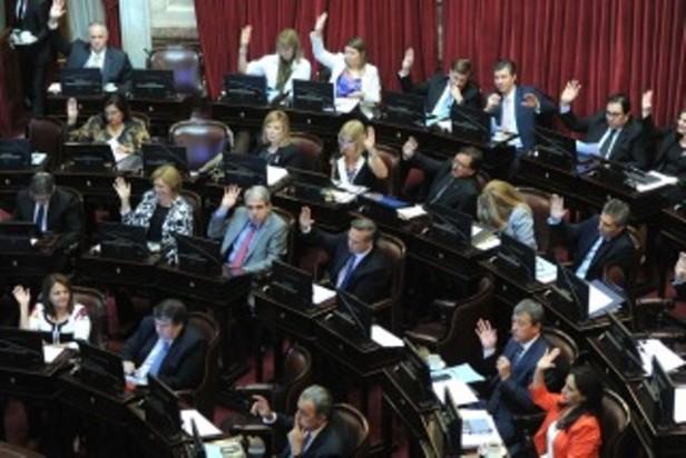 Ingresó a la Cámara de Senadores el proyecto de ley