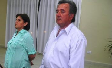 Comienza la interna Radical Oficial: Los concejales Rubén Ruiz y Patricia Gómez renunciaron a su Bloque