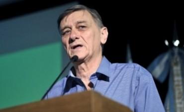 Investigan a Binner por presunta violación de la ley de financiamiento de partidos políticos