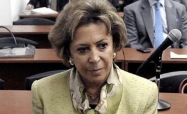 Absolvieron a María Julia Alsogaray en un juicio por entrega de terrenos de la ex telefónica estatal Entel