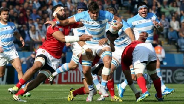 Los Pumas vencieron a Tonga y quedaron a un paso de la clasificación