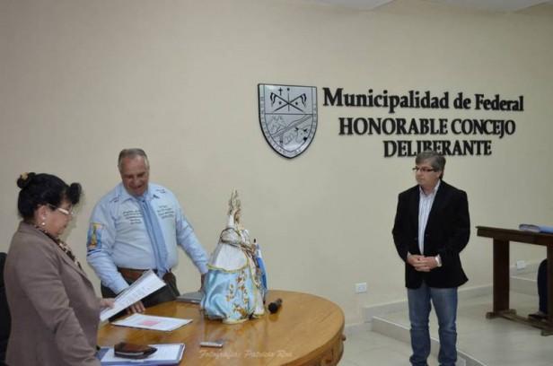 Misionero de la vírgen de Itatí piensa unir los 3 festivales del chamamé mas importante a caballo