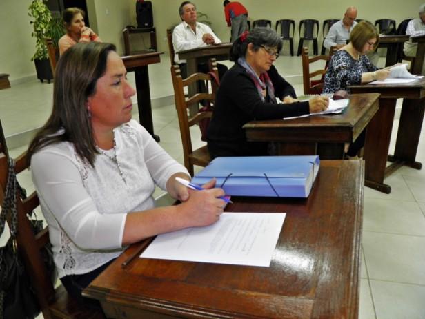 Los concejales sesionaron por última vez hasta después de las elecciones