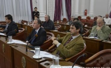 El senado provincial aprobó la Ley de Ministerio y mando a comisión la de Agroquímicos
