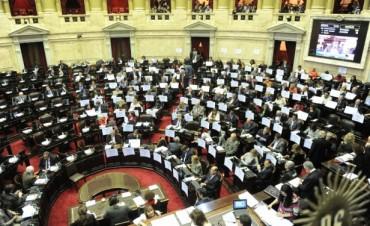 Maratónico sesión: Diputados aprobó el Presupuesto 2016