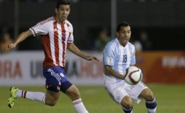Argentina no pudo con Paraguay y sigue sin ganar en las eliminatorias del Mundial