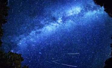 Esta noche podrá verse una lluvia de meteoros