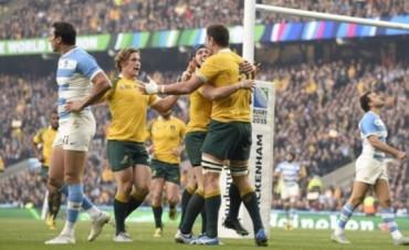 Mundial de Rugby: Los Pumas dejaron el alma pero no pudieron con Australia