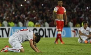 Independiente empató en Colombia y quedó eliminado de la Copa Sudamericana