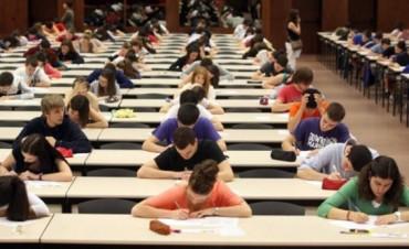 No más exámenes de ingreso a las universidades públicas